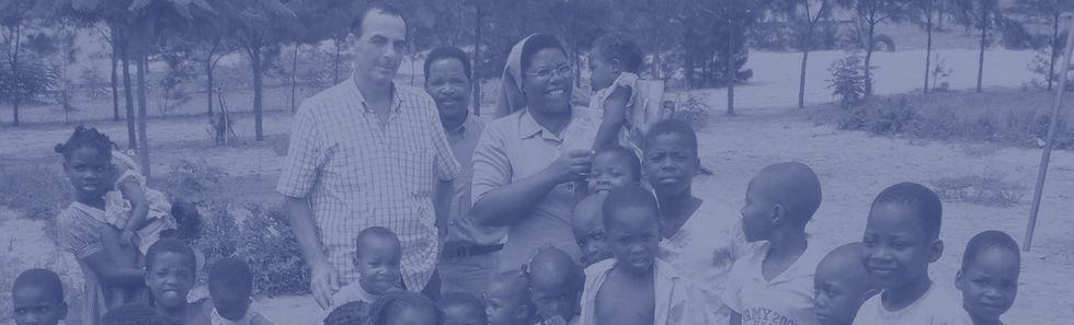 Bambini del Mozambico.