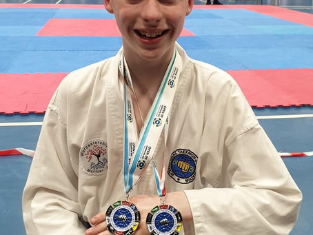 The Benefits of Taekwon-do for Kids on the Autistic Spectrum