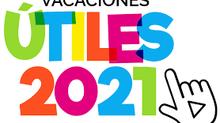 Vacaciones Útiles - CIMA 2021