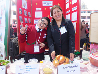 """""""CIMA"""" fue sede de la """"XXVI  Feria Escolar Nacional de Ciencia y Tecnología EUREKA -"""