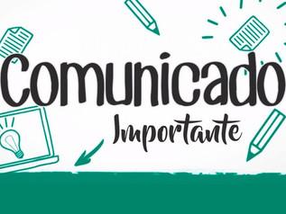 Comunicado Importante - Documento de Transparencia CIMA