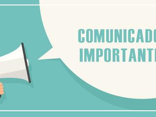 Comunicado Importante - Trámite de Traslados