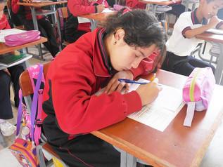 Relación de Estudiantes y Horarios para el IV Reforzamiento - 01/10 (Secundaria)
