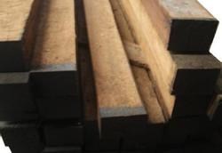 100x75 CCA Hardwood Posts