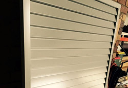 Louvered Gate