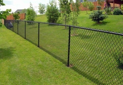 Chainwire Boundary Fencing