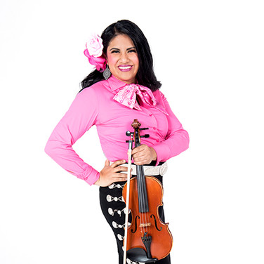 Violin Lead Karen Gerardo