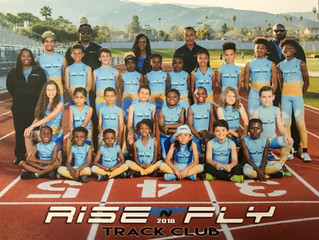 Rise n Fly Track Club 2019 Registration