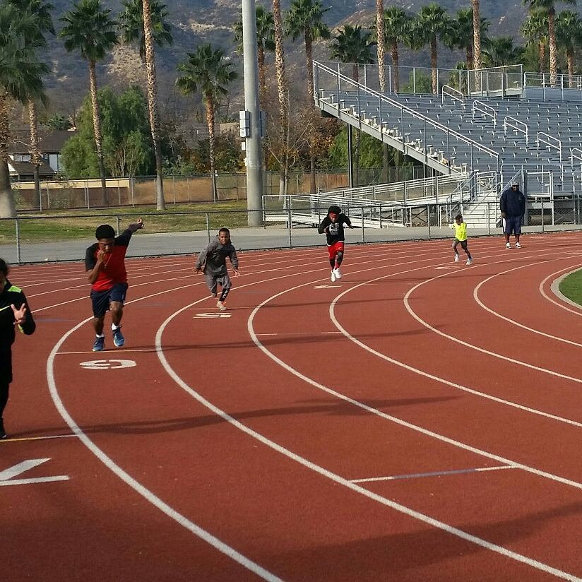 Group Sprint Training