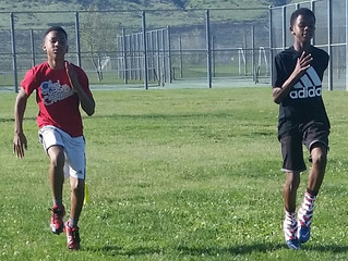 Speed and Agility Training Wednesday Nights