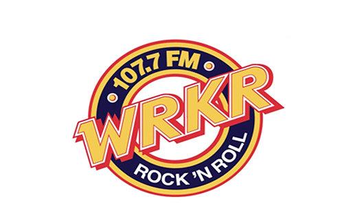107.7 WRKR-FM