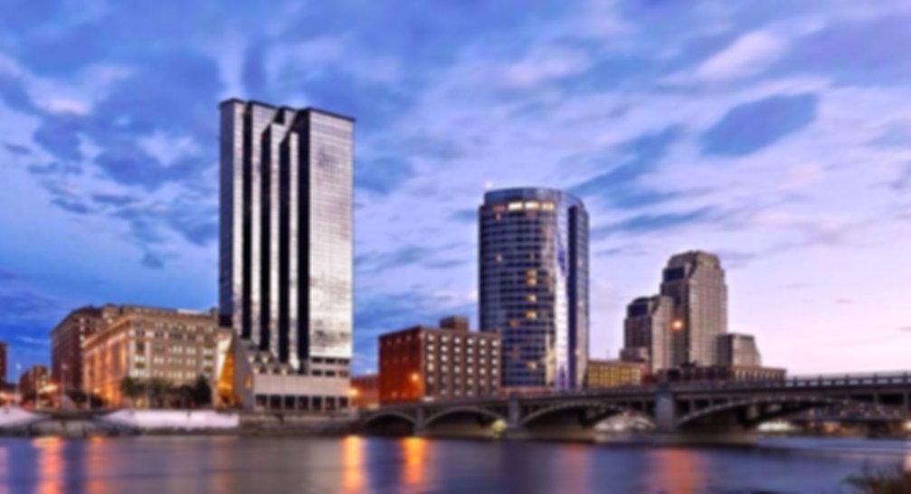 Grand Rapids MI Skyline