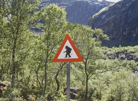 Na tropach norweskiego trolla