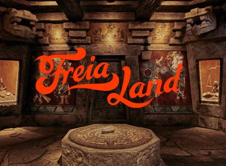 Freja, czyli o nordyckiej bogini. I o fabryce czekolady w Oslo