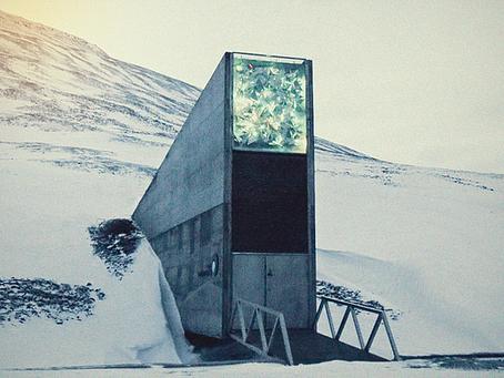 """""""Skarbiec zagłady"""" w norweskim Svalbardzie"""