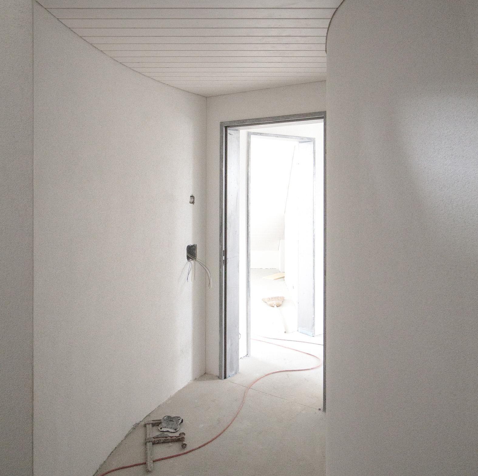 Korridor rund kl