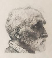 Portrait von Richard Hamann