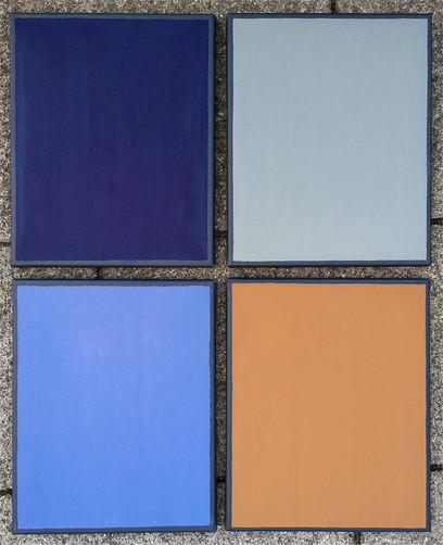 Farbtafeln 4 x 4