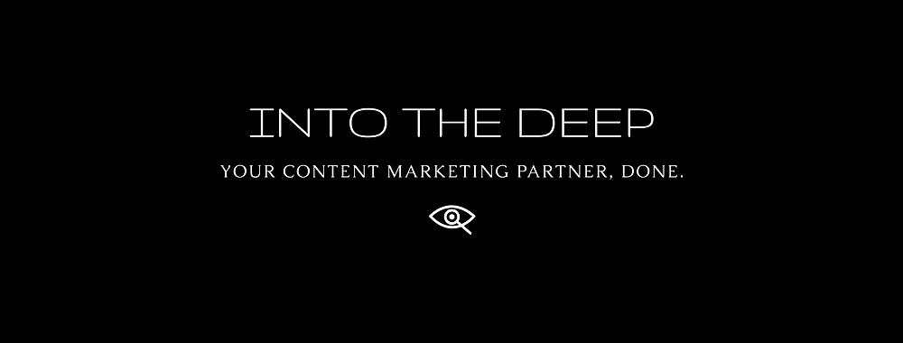 Wij zijn jouw content marketing partner, punt.