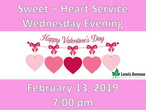 Sweet - Heart Service