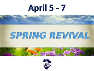 HS Spring Revival