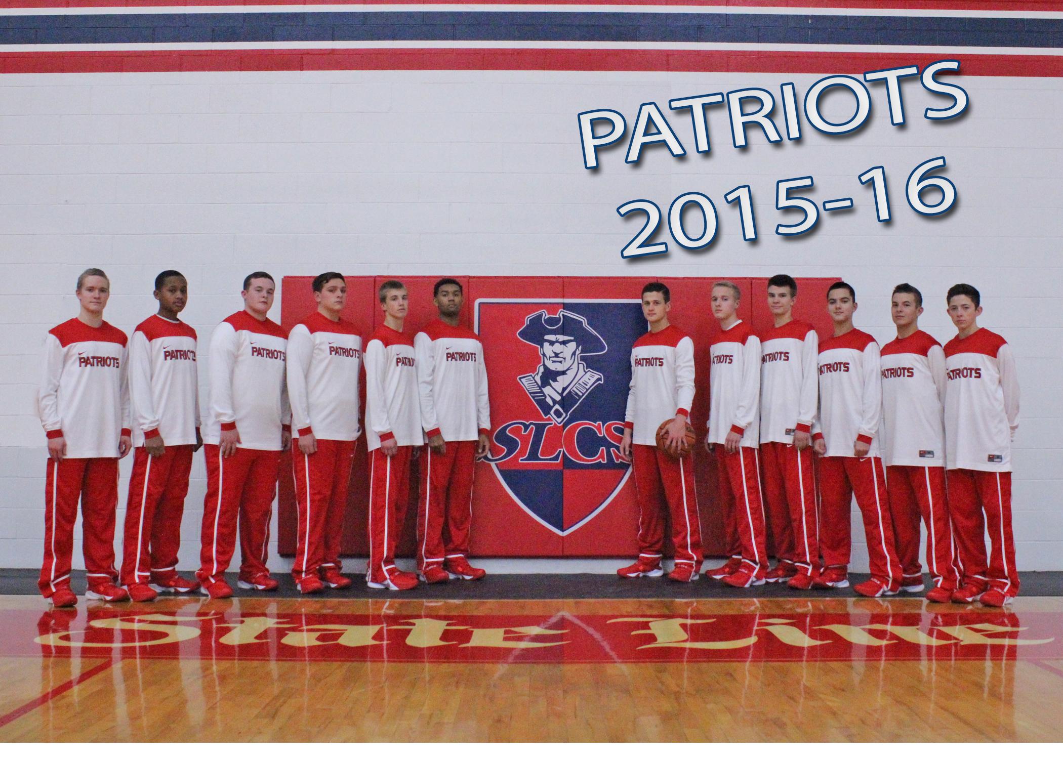 Varsity Basketball 2015-2016
