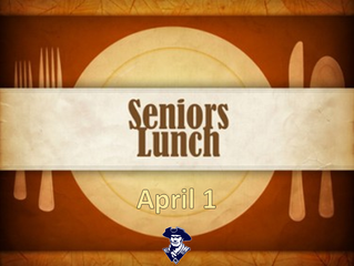 HS Senior Luncheon