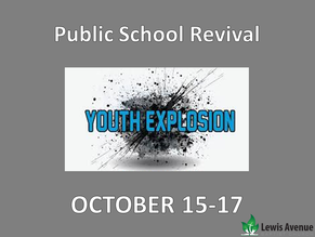 Youth Explosion!