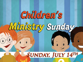 Children's Sunday