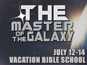 VBS coming soon!