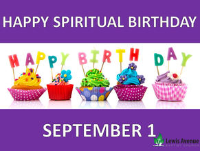 Celebrating Everyone's Spiritual Birthday