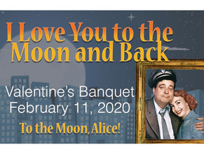 Valentine's Banquet - 6:30 pm