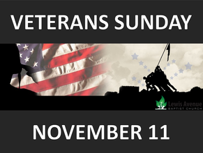 Veterans Sunday