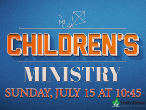 Come Join us this Sunday!
