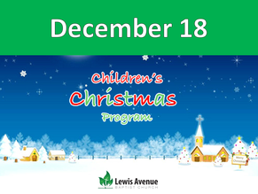 "The LABC children's choir presents ""The case of the missing Christmas"""