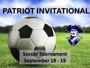Soccer Tournament!