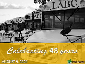 48th Bus Anniversary
