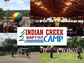 Pray for our teens at camp next week!