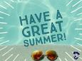 Enjoy your Summer!