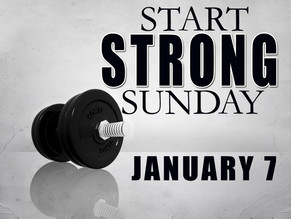 Join us for our first Sunday Service of 2018!