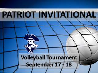 Volleyball Tournament!