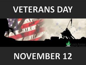 Veterans Sunday