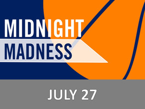 Midnight Madness (Teen Activity)