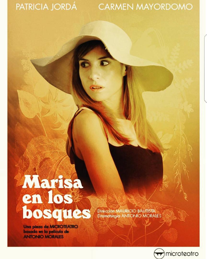 """MICROTEATRO """"MARISA EN LOS BOSQUES"""""""