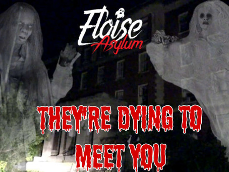 Paranormal Tours of Michigan's Most Haunted Psychiatric Hospital Begin Tonight