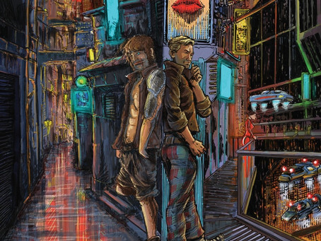 Huckleberry Comics Debuts Gritty, Sci-Fi Thriller With Exciting Kickstarter Campaign
