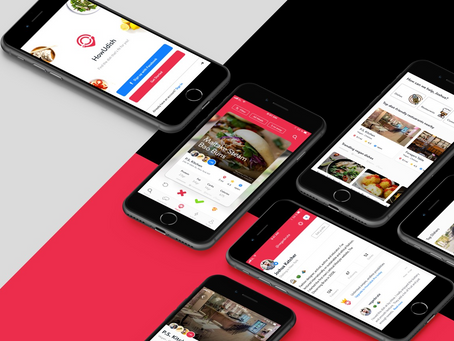 HowUdish, the Social Networking App for Food Lovers and Health Enthusiasts, Releases Major Update