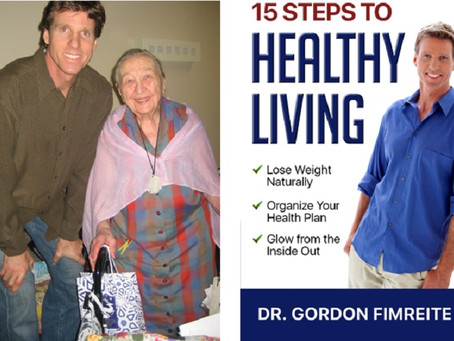 Author's 105-Year-Old Grandmother Serves as Inspiration for Book on Healthy Living