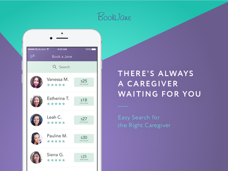 Innovative Mobile App Designed To Help Families Find Qualified Caregivers Expands To Four New Cities