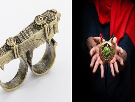 Unleash Your Inner Sorcerer with Newly Released Jewelry Inspired by Marvel Comics' Dr. Strange